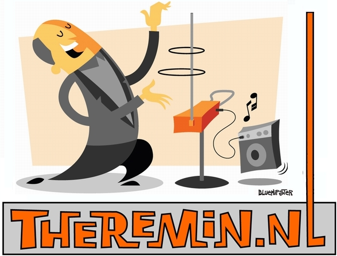 theremin.nl artwork